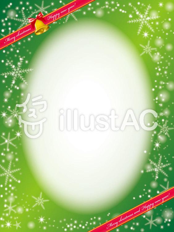 クリスマスカードクリスマス素材イラスト No 294023無料イラスト