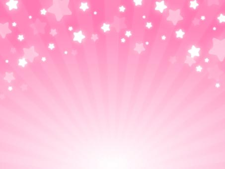 호시노 반짝이 <핑크>