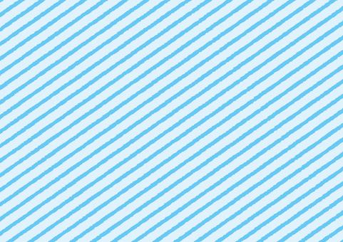 Diagonal striped pattern blue