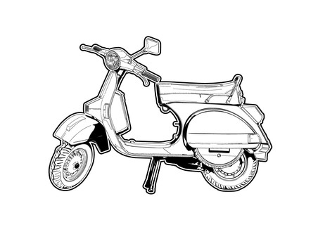 Europe scooter