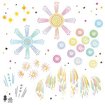 Fireworks 7 Various Pop