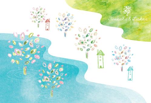 Tree illustration 1