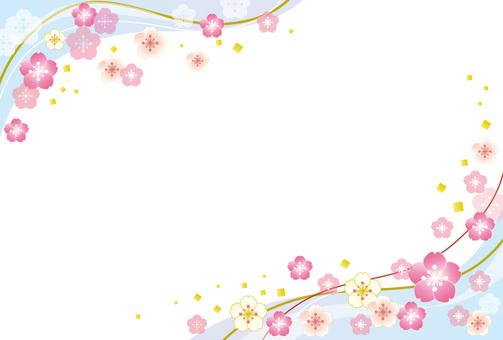 벚꽃의 프레임 15