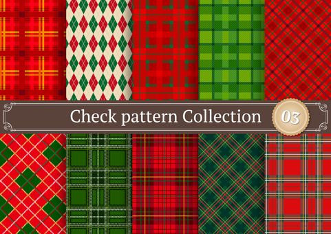 Check pattern 03