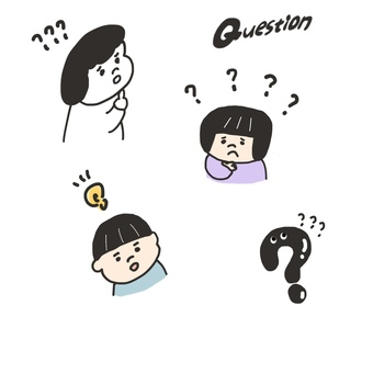 ? Question, flash, icon