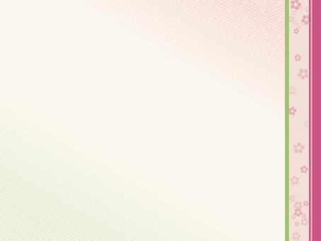 Background - Peach's festival 1