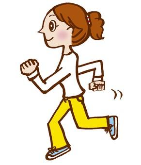 Running 4