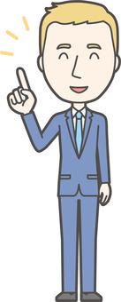 White suit male-214-full body