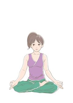 Yoga Women 1
