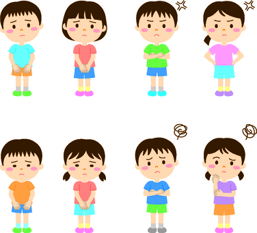 Children various 3
