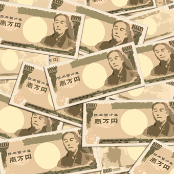 【錢】1萬日元注4