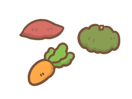 Vegetables high in sugar