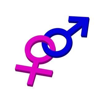 男人和女人象徵標誌