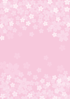 Cherry blossoms pattern 1