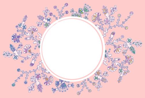 植物框架(花枝) -  01