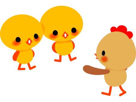 Chick of chick