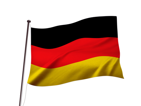 Image of the German flag