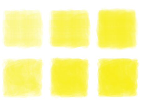 Yellow Yellow Blue Background Texture Wallpaper Frame
