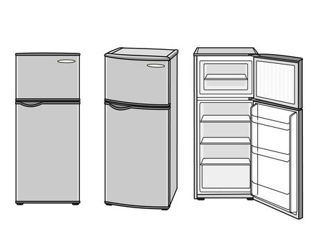 Refrigerator a