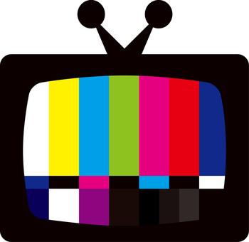 TV monitor ☆ TV color bar