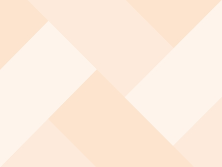 Square design background salmon pink