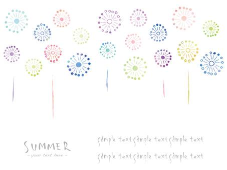 Fireworks frame ver01