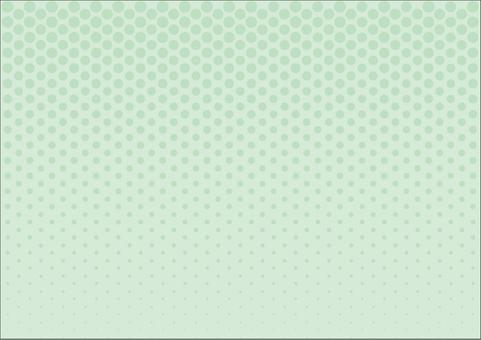 Dot background back green