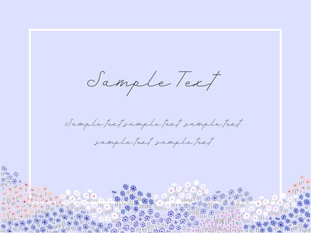 Flower Postcard 03