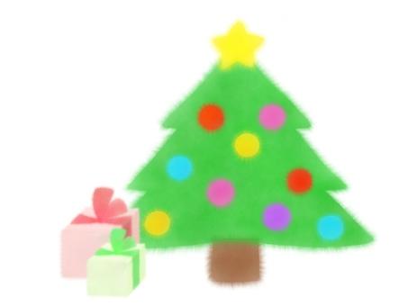 크리스마스 트리와 선물 2