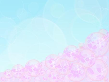 Cherry blossom background 38