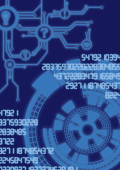 Cyber Wallpaper (Vertical)