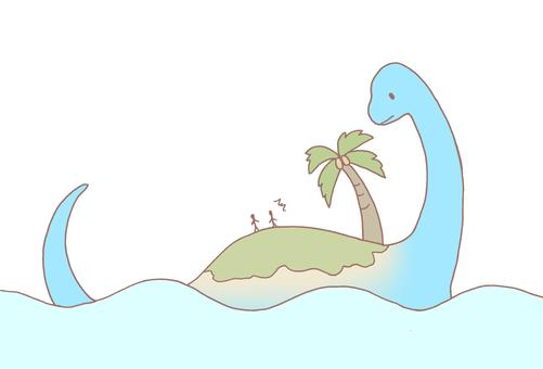 如果你認為這是一個孤島