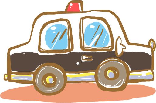 Vehicle series ★ Police car ★