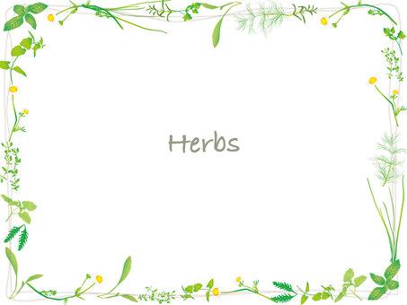 Herb frame