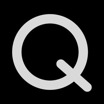 Quintile Black and White Inversion Astrology Symbol
