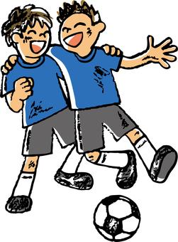 Share joy ♪ Football