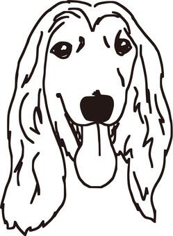 개 얼굴 3