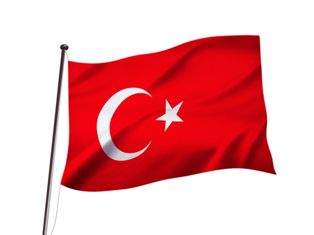 Turkish flag image