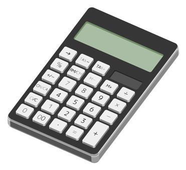 Calculator (black