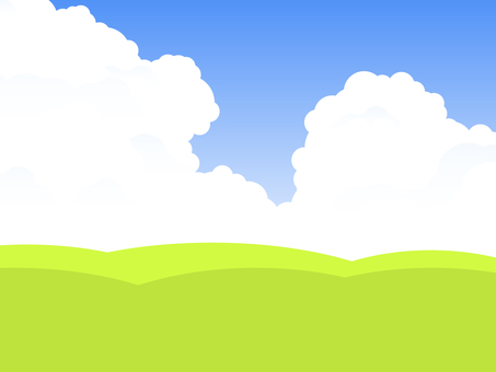 Simple grassland