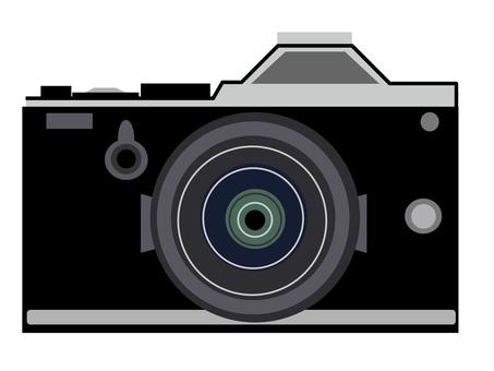 Single-lens camera