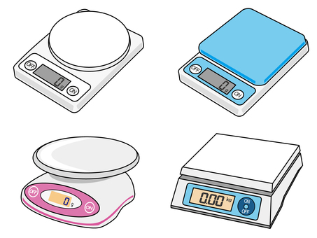 Kitchen scale c