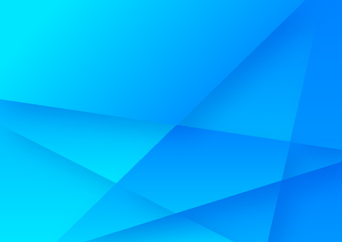 Blue linear star pattern abstract background material