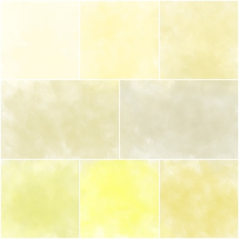 Color palette (yellow_shadow)
