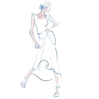 時尚女孩(第2部分)