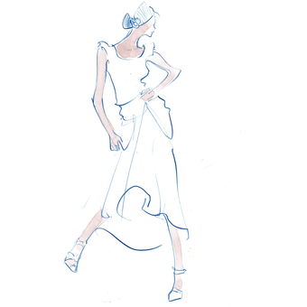 Fashionable girls (part 2)