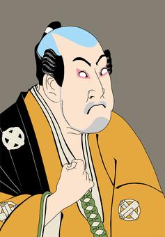 Tanimura Toro's Washuka Hachihei next color