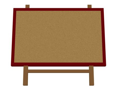 Cork board 2
