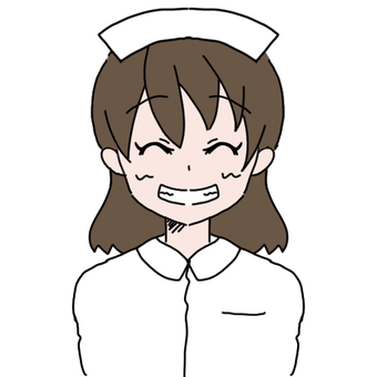 Nurse woman (super smile)