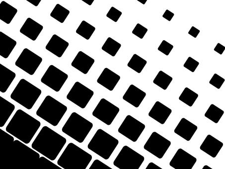 Dot Gradient Square